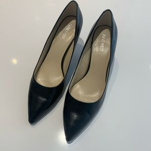 Nine West NW7ELISE black LE pointed heel shoes